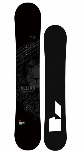 Prism Invisible Snowboard