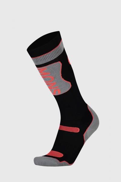 W'Pro Lite Tech Sock Black/Neo
