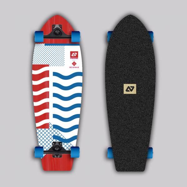 BCN WAX Surfskate