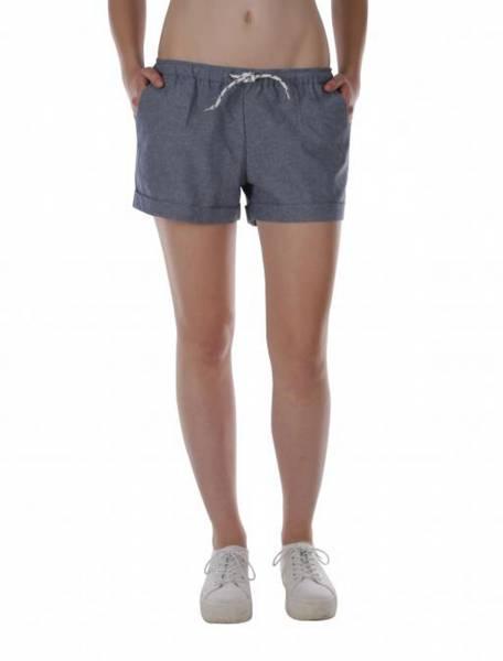 Chambray Girl Short Jeansblue