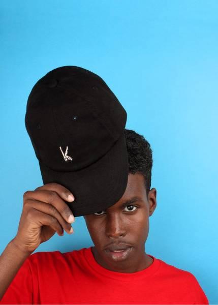 Cap Dad Hats Black