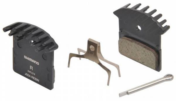 Bremsbeläge XTR/XT/SLX Resin
