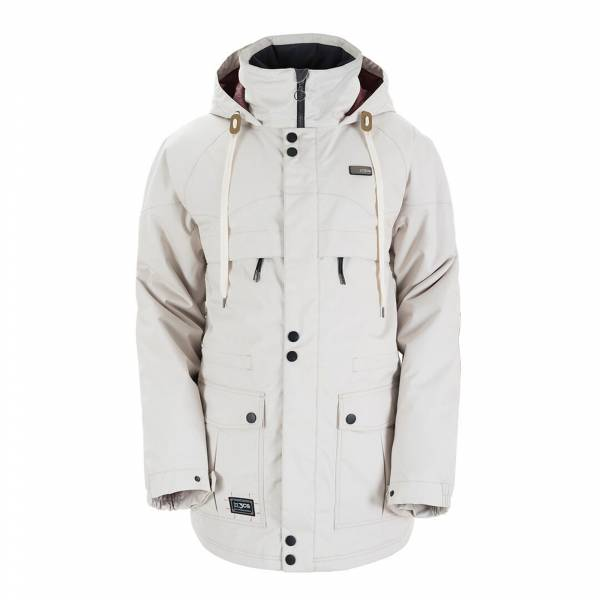 Field Coat Mens Jacket Stone