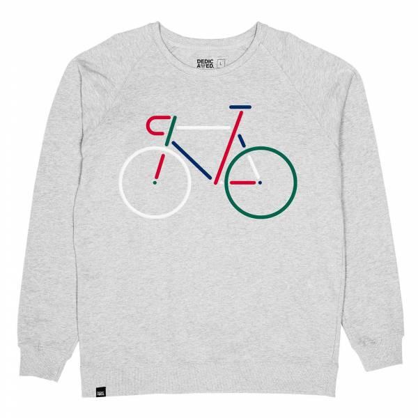 Malmoe Color Bike Grey Melange