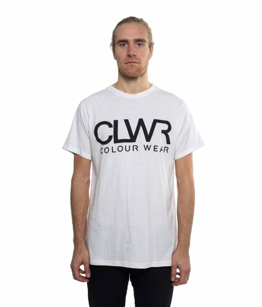 CLWR Tee white