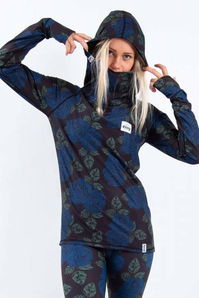 Icecold Winter Top BlueOrchard