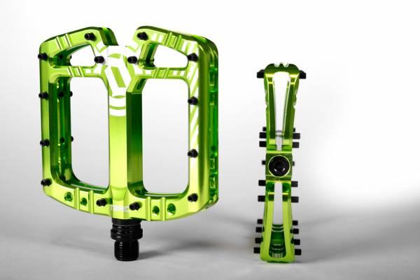TMAC Pedals Green
