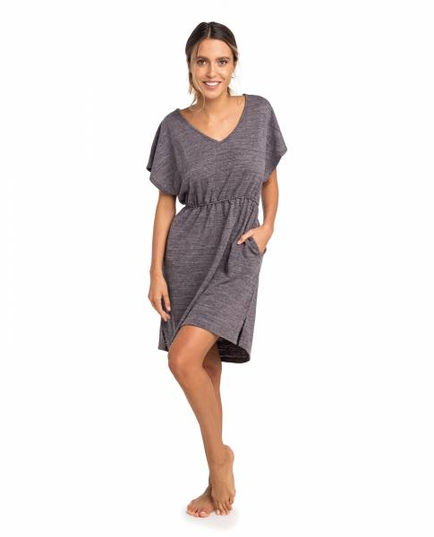 Missy Short Sleeve Dress
