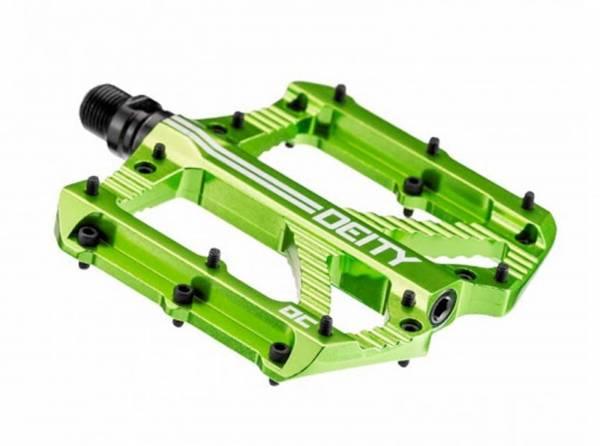 Bladerunner Pedals Green