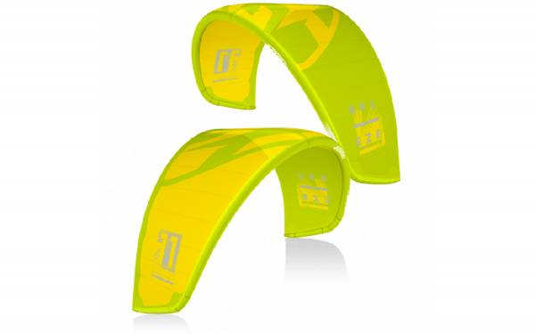 Breeze V2 11m2 lime/yellow