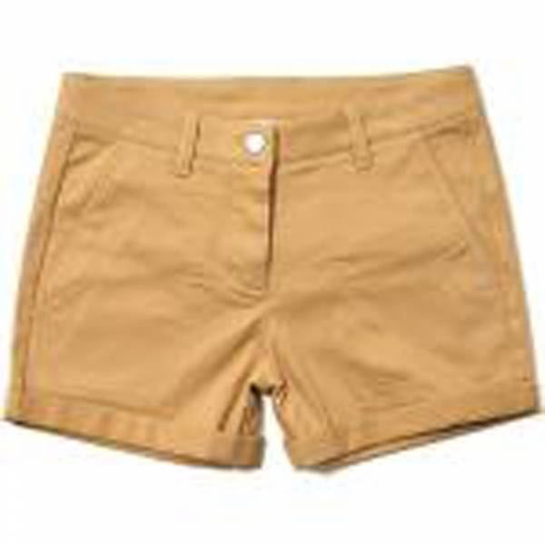 Hit Shorts camel