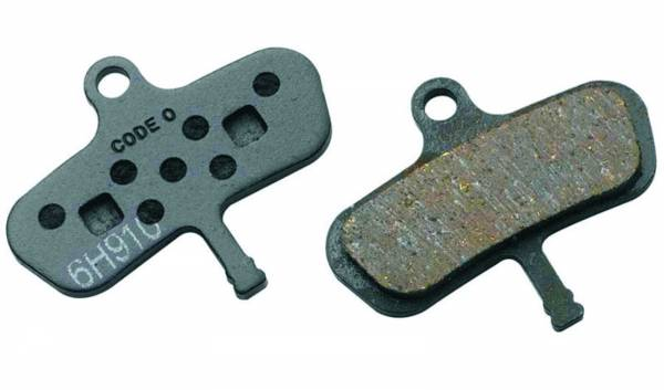Bremsbeläge Code Metal