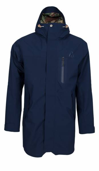 Hurricane Parka midnight blue