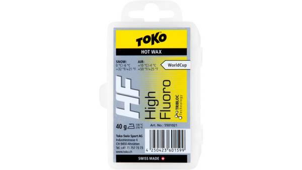 HF Hot Wax yellow40g