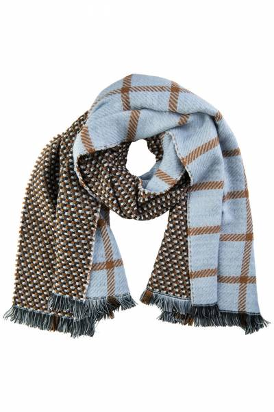 Mistelle Scarf Dusty Blue