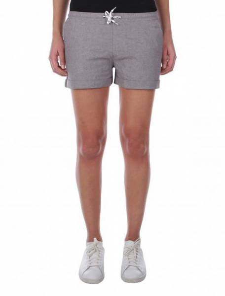 Chambray Girl Short Grey.Mel