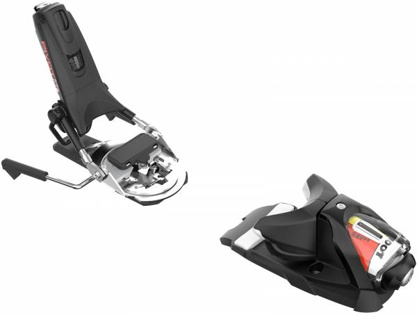 Pivot 14 Dual WTR 115mm Black