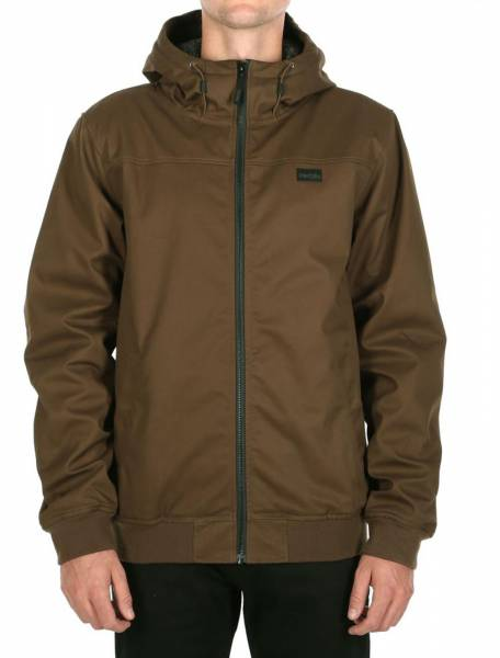Steady Jacket Olive