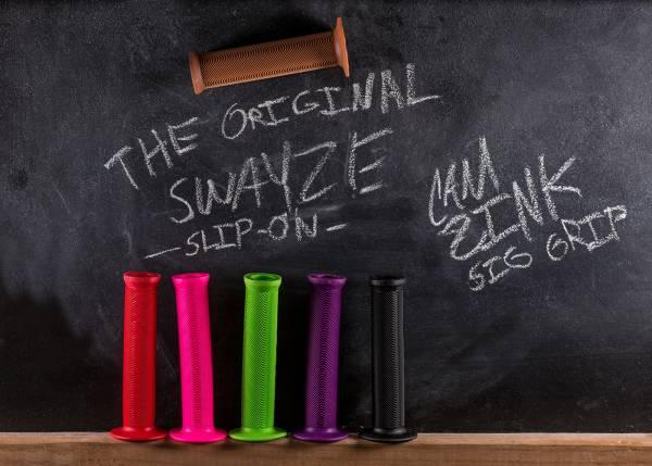 Swayze Slide-on - Gum Rubber