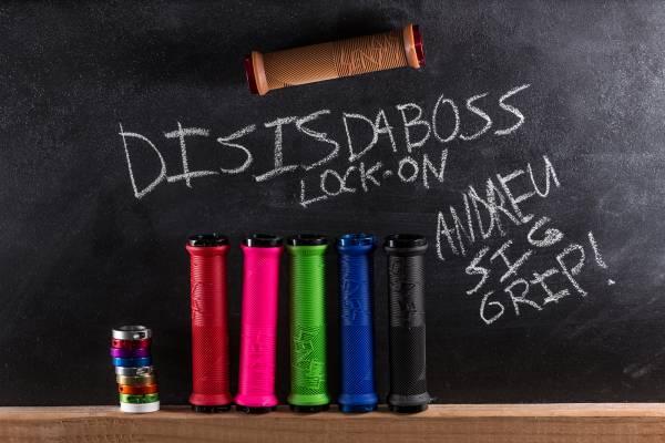 Disisdaboss Pink/Black Clamps