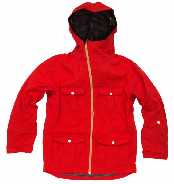 Liberty Jacket red