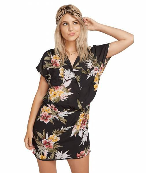 Rag'n Flower Dress