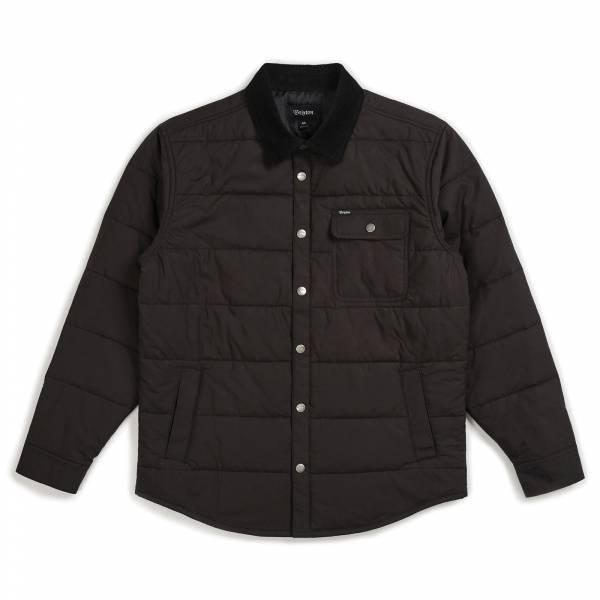 Cass Jacket Black/Black