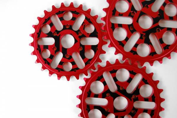 Termite Sprocket Red