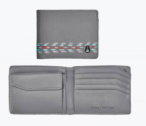 Port Arc Bi-Fold Wallet