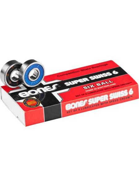 Super Swiss 6 Bearings
