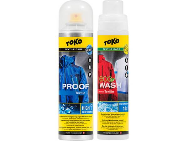 Duo Pack Textile Proof & Eco