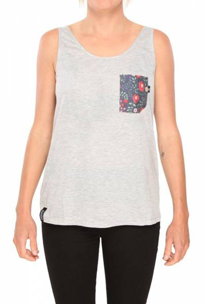 Must Have Tank grey