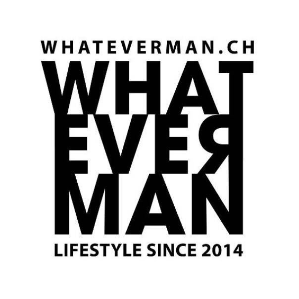 whatever man